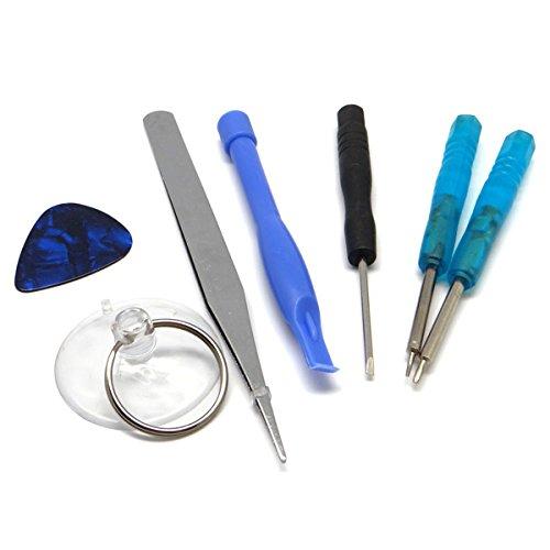 LCD Scherm Reparatie Opening Gereedschap Schroevendraaier Kits Set 7 in 1 Voor iPhone 6 6Plus 5 5S 4 4S