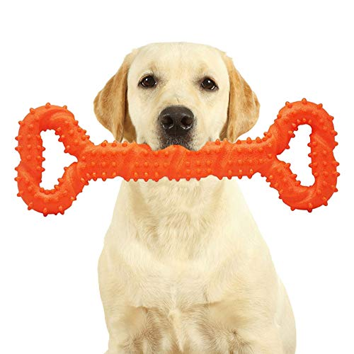 Dog Toys for Aggressive Chewers Large Breed Indestructible, Tough Dog Chew...