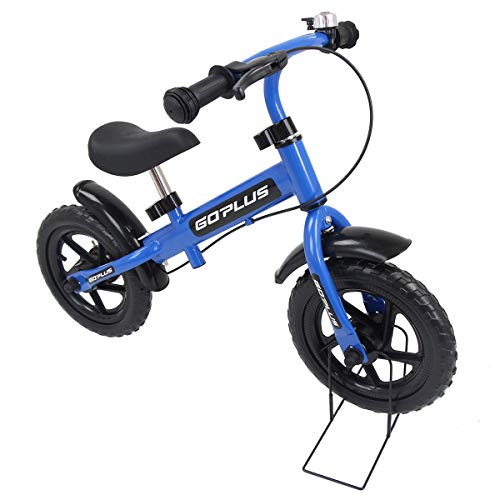 For Sale! Alek…Shop Enjoy Playing Fun 12'' Three Colors Kids Bicycle Scooter with Brakes and Bell,...