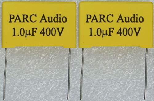フィルムコンデンサー(1uF) 2個セット DCP-FC001-100-2