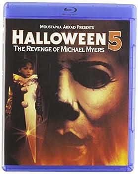 Halloween 5  The Revenge of Michael Myers [Blu-ray]