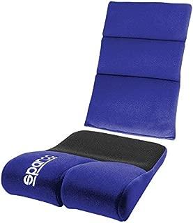 Sparco 01047KIT858IAZ Seat Insert (Evo Blue)