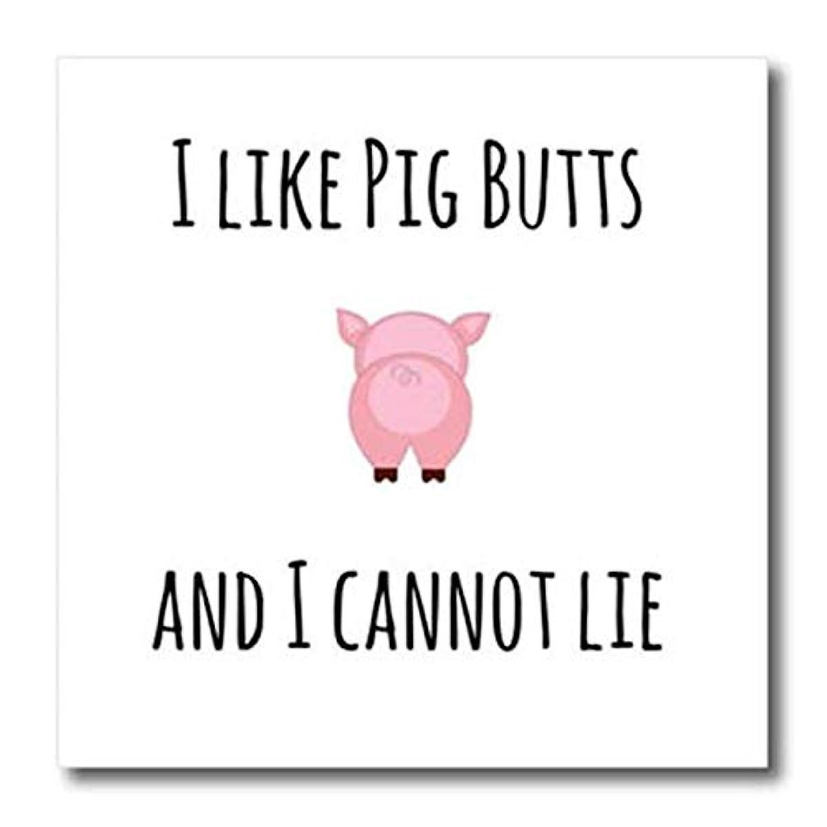3dRose ht_261193_3 I I Like Pig Butts and I Cannot Lie Transfer Paper, 10