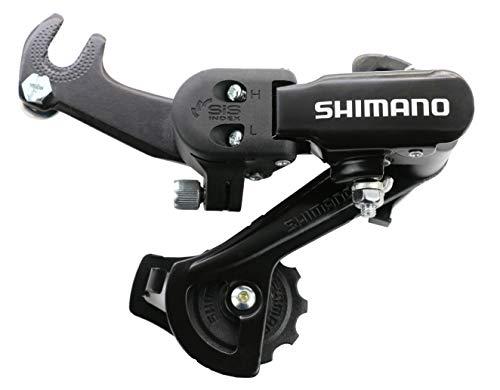 Shimano Tourney TX800 6//7 Vitesse long Cage Direct Mount Arrière Vélo Dérailleur