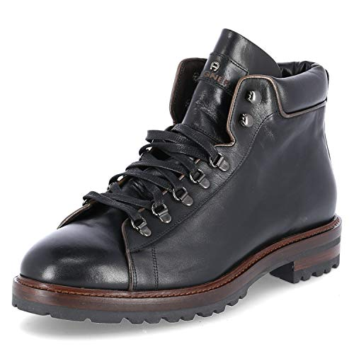 Aigner Boots Charles 3 Größe 44 EU Schwarz (Schwarz)