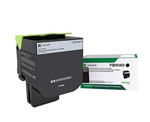 Lexmark 71B10K0 Black Toner Cartridge 2-Pack for CS317, CS417, CS517, CX317, CX417, CX517 Photo #2