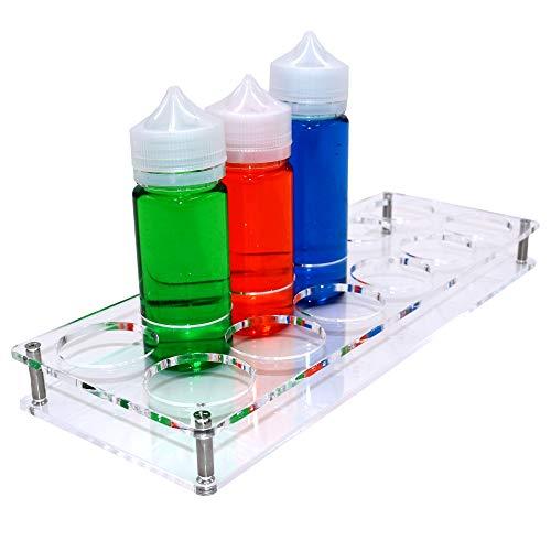 Vape Station, Display Acryl, Holder, Halterung, Tisch, Ständer Verdampfer, Atomizer (Display-15)