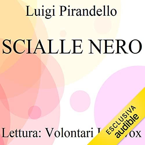 Scialle nero cover art