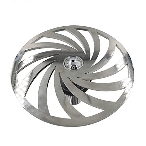 Glass Rinser Head,304 Stainless Steel,Automatic High Water Pressure,Cup Washer Sprayer,Kitchen Sink Accessories,for Bar,Restaurant,Pub,Household,Coffee Shop,Milk Tea Shop
