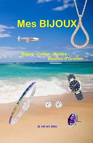 Mes Bijoux: Colliers - Bagues - Bracelets - Boucle d'Oreilles - Pendentif | Tous mes bijoux répertoriés avec photo et certificat