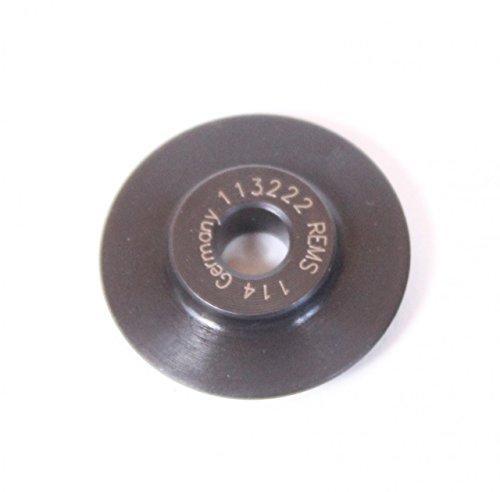 REMS Schneidrad Nr. 113222 für RAS Cu-INOX & Cu z.B. Nr. 113350 Rohrabschneider