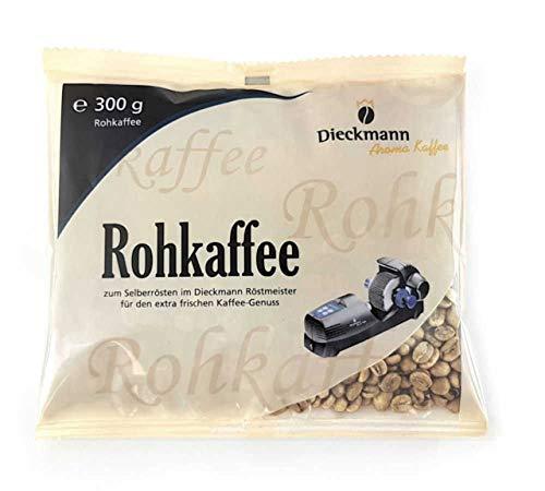 Rohkaffee Äthiopien 300g Beutel