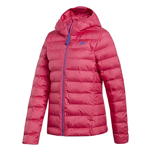 adidas - Giacca da donna Syn Fill HD, colore: rosa/blu royal, XL