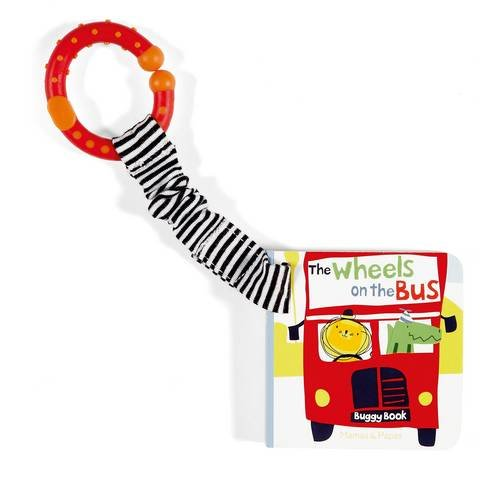 The Wheels on the Bus Buggy Book