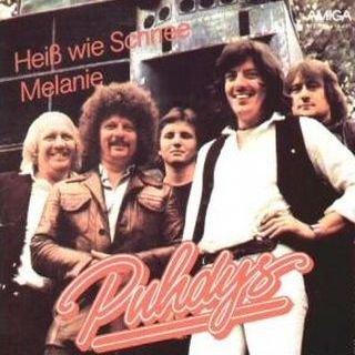 Puhdys - Heiß Wie Schnee / Melanie - AMIGA - 4 56 425