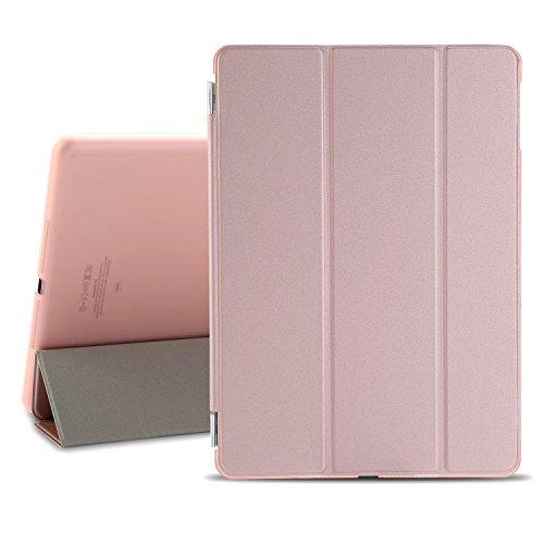 Besdata iPad Air Hülle, Ultra Dünn Smart Cover Leder Hülle Schutz Hülle für ipad air ipad 5 - inkl. Bildschirmschutzfolie Reinigungstuch Touchstift