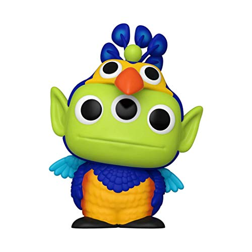 Pop! Pixar 758 Alien as as Kevin (Remix) 2020 Summer Convention Exclusive