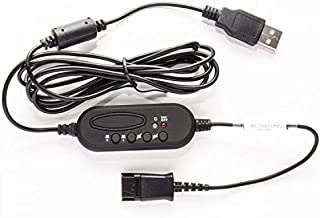 Project Telecom Entry Level Monaural Noise Cancelling Headset Compatible with Samsung DS-5007S