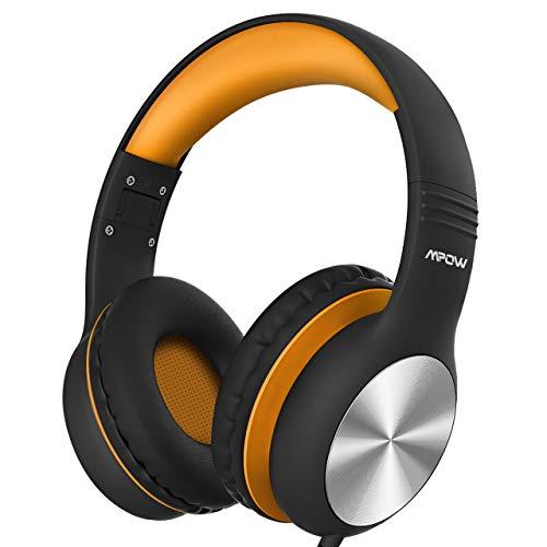 Kopfhörer Junge, Mpow CH6 Pro Kinder Kopfhörer, für Teenager, Kinder, Mädchen, Jungen, HD-Stereo-Kopfhörer mit Sharing-Funktion und Lautstärkebegrenzung, zusammenklappbares, leichtes Headset…