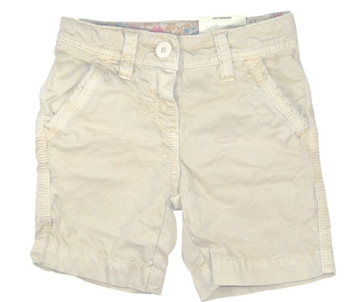 Eddie Pen Adelyn Mädchen Bermuda Shorts, Beige (Sand 1849), 128 (8 Jahre)