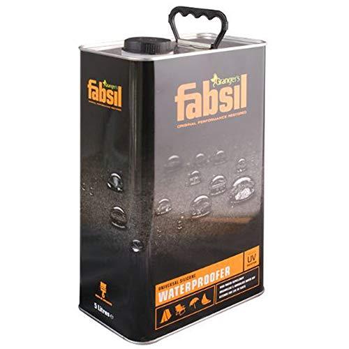 Grangers Fabsil Waterproofer - 5 Litres by Grangers