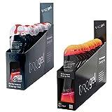Image of TORQ Energy 45g Gels (2 Packs of 15 Gels) - Cherry Bakewell/Rhubarb Custard