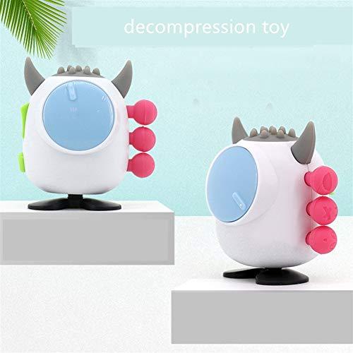 YiWu Kleine Teufel Dekompression Magic Cube Dekompression Artefakt Ängstliche Würfel Spielzeug Spielen Sie Neue Muster Ungeduld Anti-Stress-Würfel