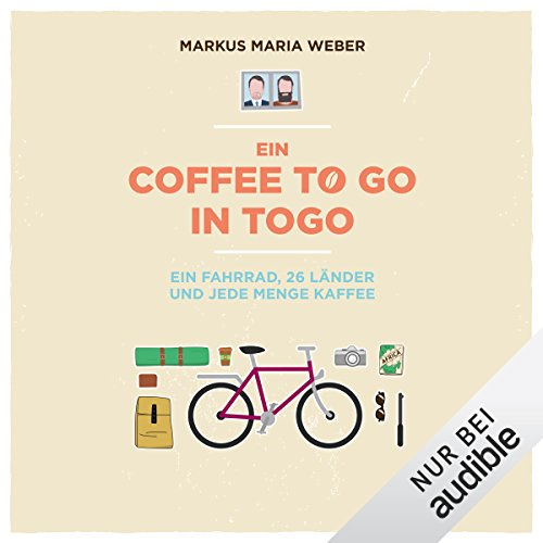 Ein Coffee to go in Togo audiobook cover art