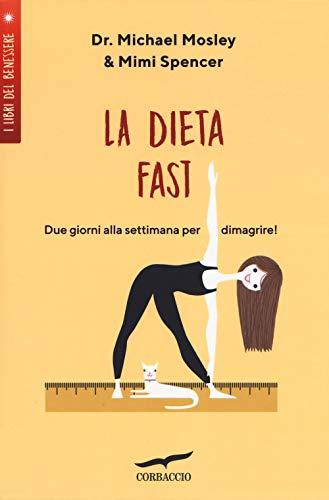 La Dieta Fast©. Due giorni alla settimana per dimagrire
