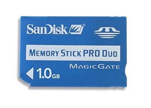 SanDisk Memory Stick Pro Duo 1gb