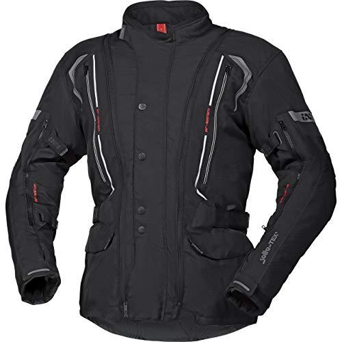 IXS Motorradjacke mit Protektoren Motorrad Jacke Tour Flex-ST Textiljacke schwarz XXL, Herren, Tourer, Ganzjährig, Polyester
