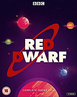 Red Dwarf - Complete Series I - VIII