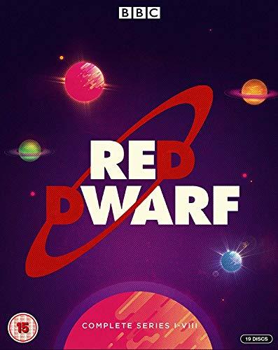 Red Dwarf - Series 1-8 [Blu-ray]