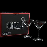 Riedel [ リーデル ] Vinum ヴィノム マティーニ 2個 クリア(透明) 6416/77 ワイングラス並行輸入品 新生活 [並行輸入品]
