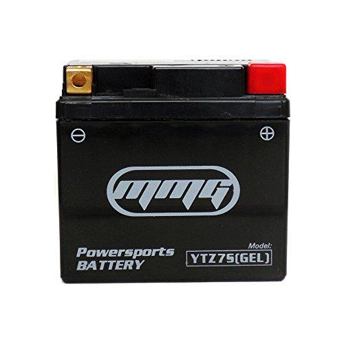 MMG YTZ7S Z7S Sealed Activated ATV Battery for Yamaha Raptor YFM90R, YFM12R, YFM25R, YFZ450R