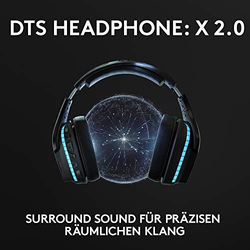 Logitech G935 Kabellose Gaming-Kopfhörer Bild 3*