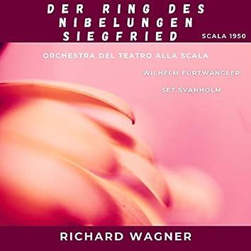 Richard Wagner : Der Ring des Nibelungen - Siegfried (Scala 1950)