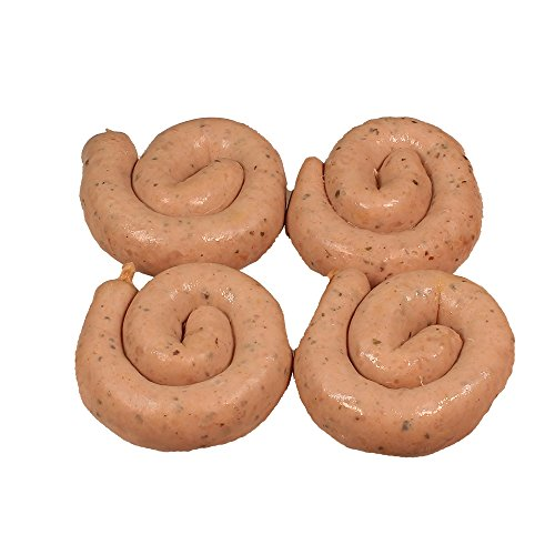 Kringelbratwurst, 2 Stück = 240 g