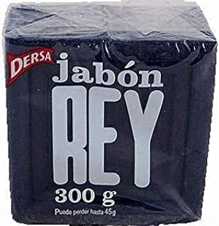 Jabon Rey 300 gr (Pack 4 Unidades)