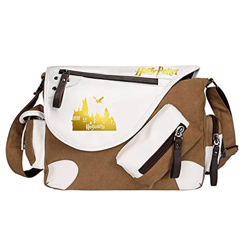 QLma Bolso de hombro juvenil Mochila de piscina para deportes Playa Viajes Gimnasio Entrenamiento Casual Messenger Bag Bookbag 35x26x11cm style_25