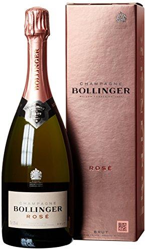 Champagne Bollinger Rose Pinot Noir Brut (1 x 0.75 l)