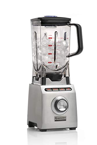 Espressions Power Blender Pro, Professionele blender van 2000watt, slow start, pre-clean en pulse