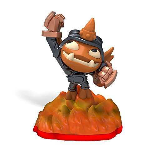 Small Fry Skylanders Trap Team Character (includes card and code, no retail package) by Activision
