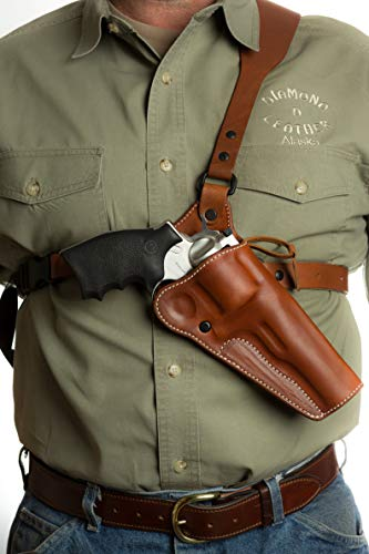 Diamond D Guide's Choice Holster, Brown