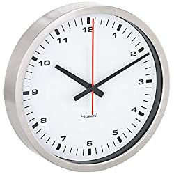 Blomus Wall Clock, White, 24 Centimeters