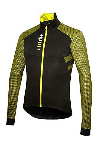 RH+ Hammer Wind Jacket Hammer Wind Jacket, Uomo, black/yellow fluo, XXL