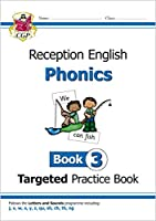 English Targeted Practice Book: Phonics - Reception Book 3