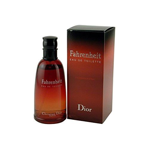 Dior, Fahrenheit Agua de Colonia para Hombre- 100 ml.
