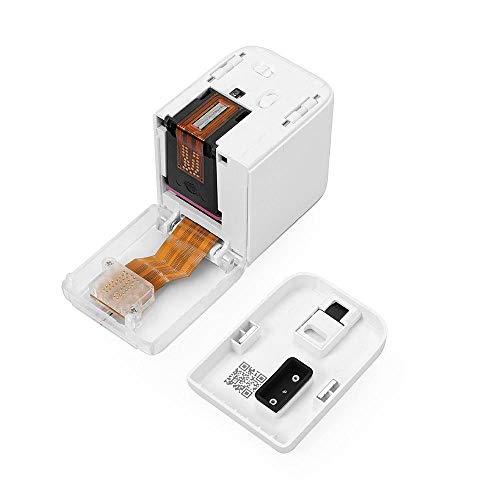 Portátil móvil del color de la impresora portátil Mini USB WIFI for la insignia del IOS Android...