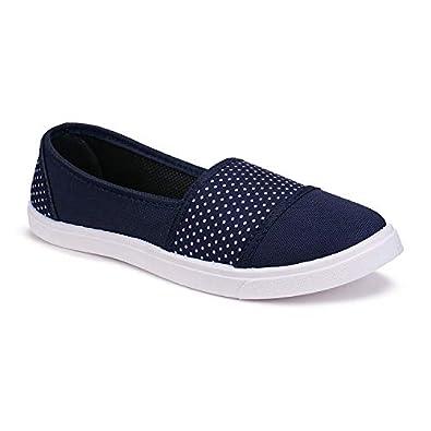 Camfoot Blue Running Shoes (11031)